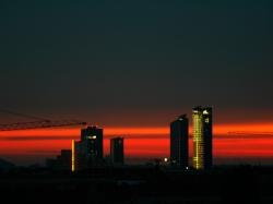 Venustransit 6. Juni 2012 04:45 Uhr