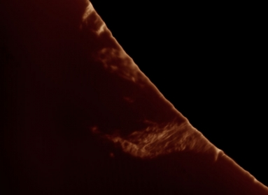 5. Mai 2013: Sonne Protuberanz