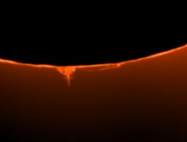 Protuberanzen
