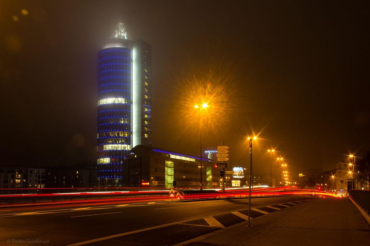 Citytower@ Night