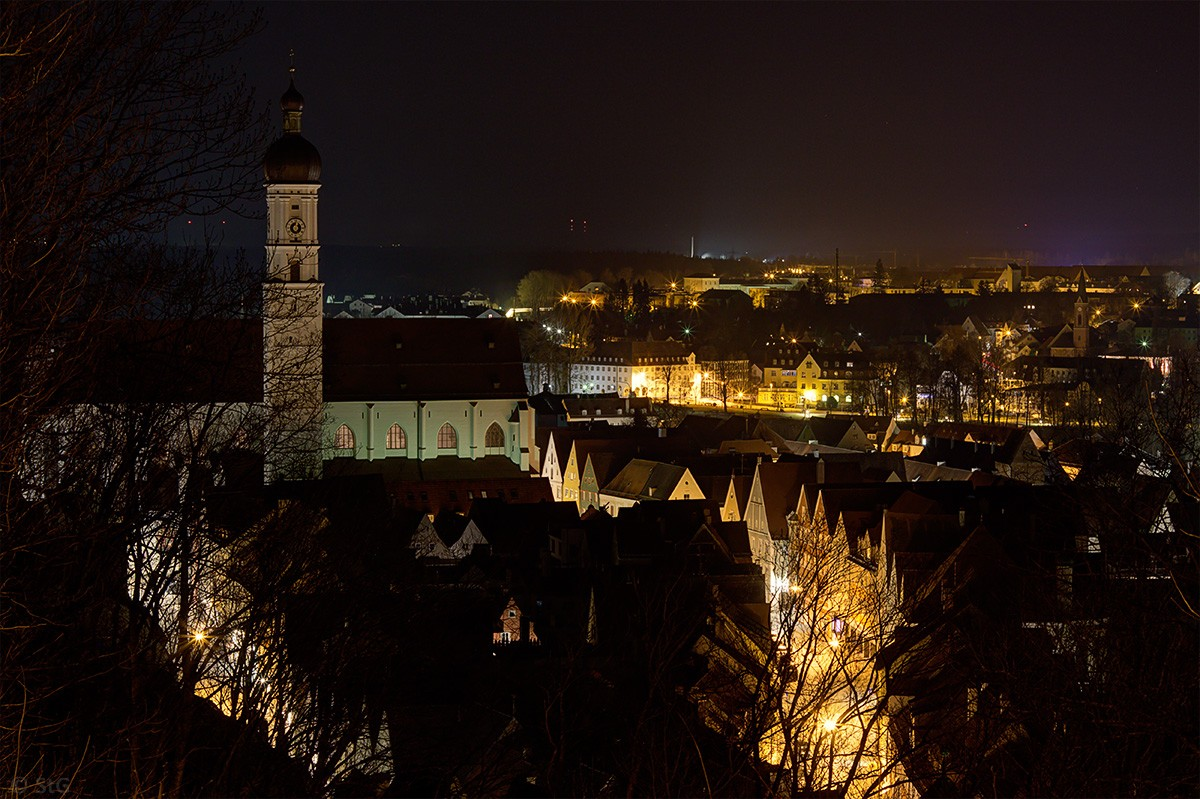Am Hohen Kreuz, Landsberg