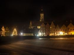 Weihnachten am Lechwehr