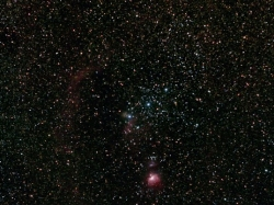 Orion reprocessed mit PixInsight