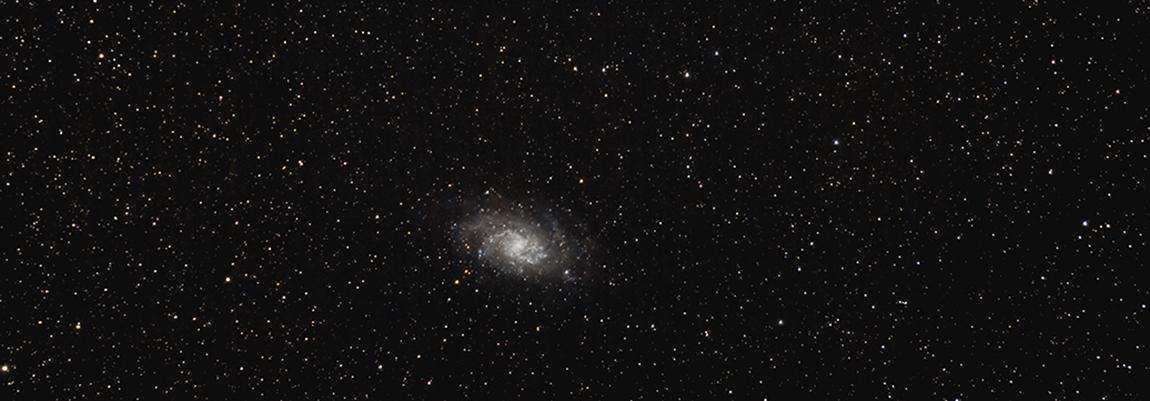 M33 - der Triangulum-Nebel