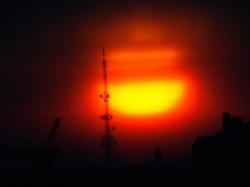 Venustransit 6. Juni 2012 05:24 Uhr