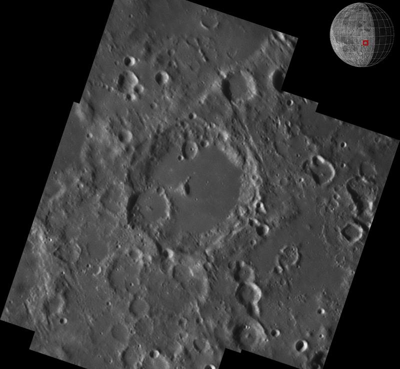 06. Oktober 2012: Mondkrater Albategnius