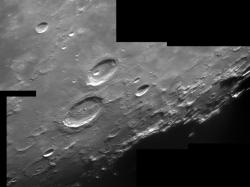 03. Oktober 2012: Krater: Atlas, Hercules, Keldysh