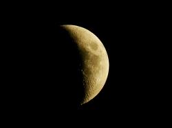 2. Oktober 2011 Mond