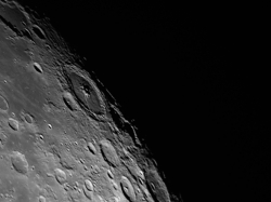10.03.2012: Mondkrater Petavius