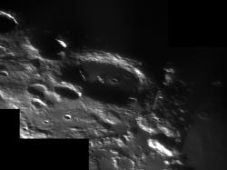 03. Oktober 2012: Krater Cleomedes