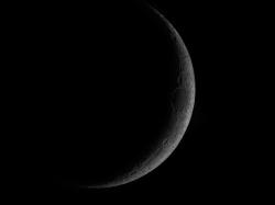 13. April 2013: Mond bei 11%