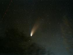 Komet Hale Bopp 1997