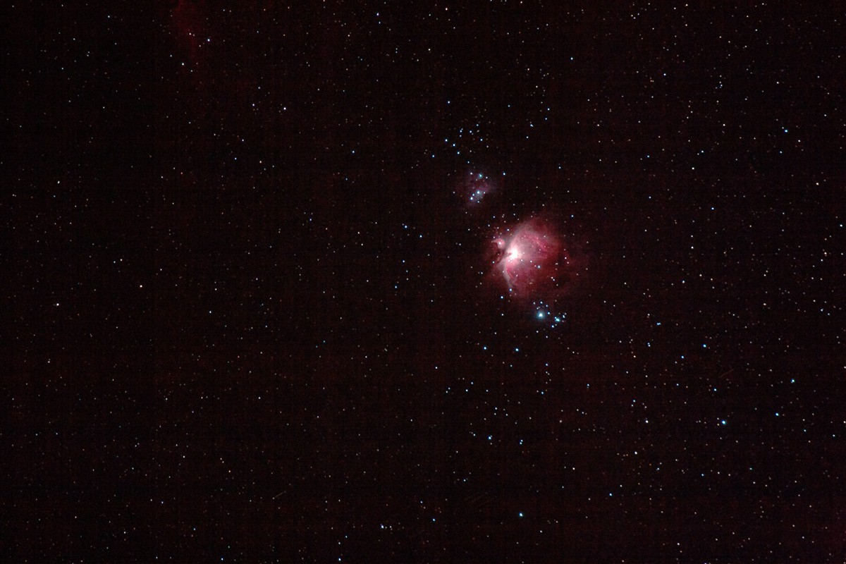 5. Dezember 2015: Das Schwert des Orion