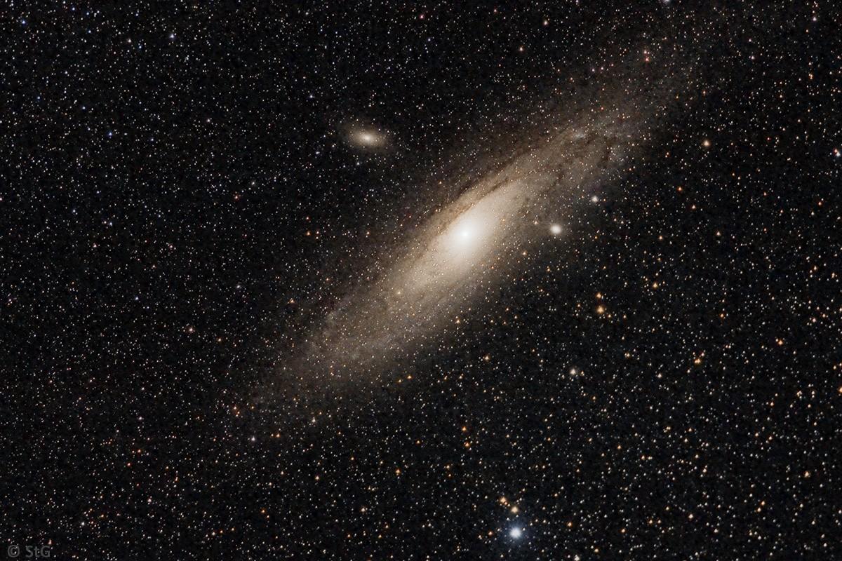 M31 großer Andromeda-Nebel