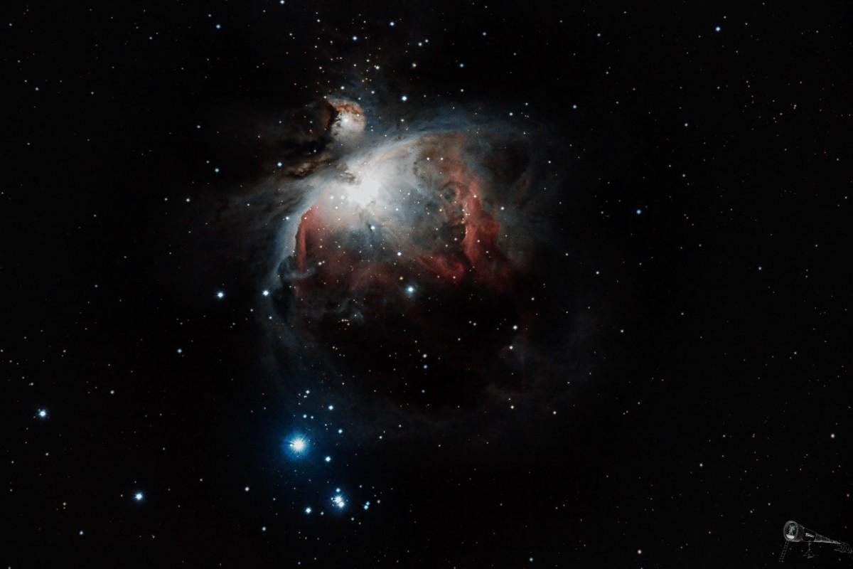 M42: Orion Nebel - SingleShot