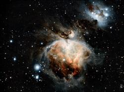 M42 / M43 Großer Orionnebel