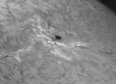 15. Mai 2012 AR 1476 h-alpha