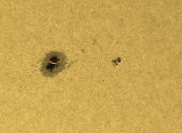12. August 2012: Weißlicht AR 1543