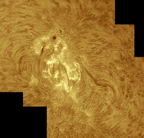 7. September 2012 AR1564 in h-alpha