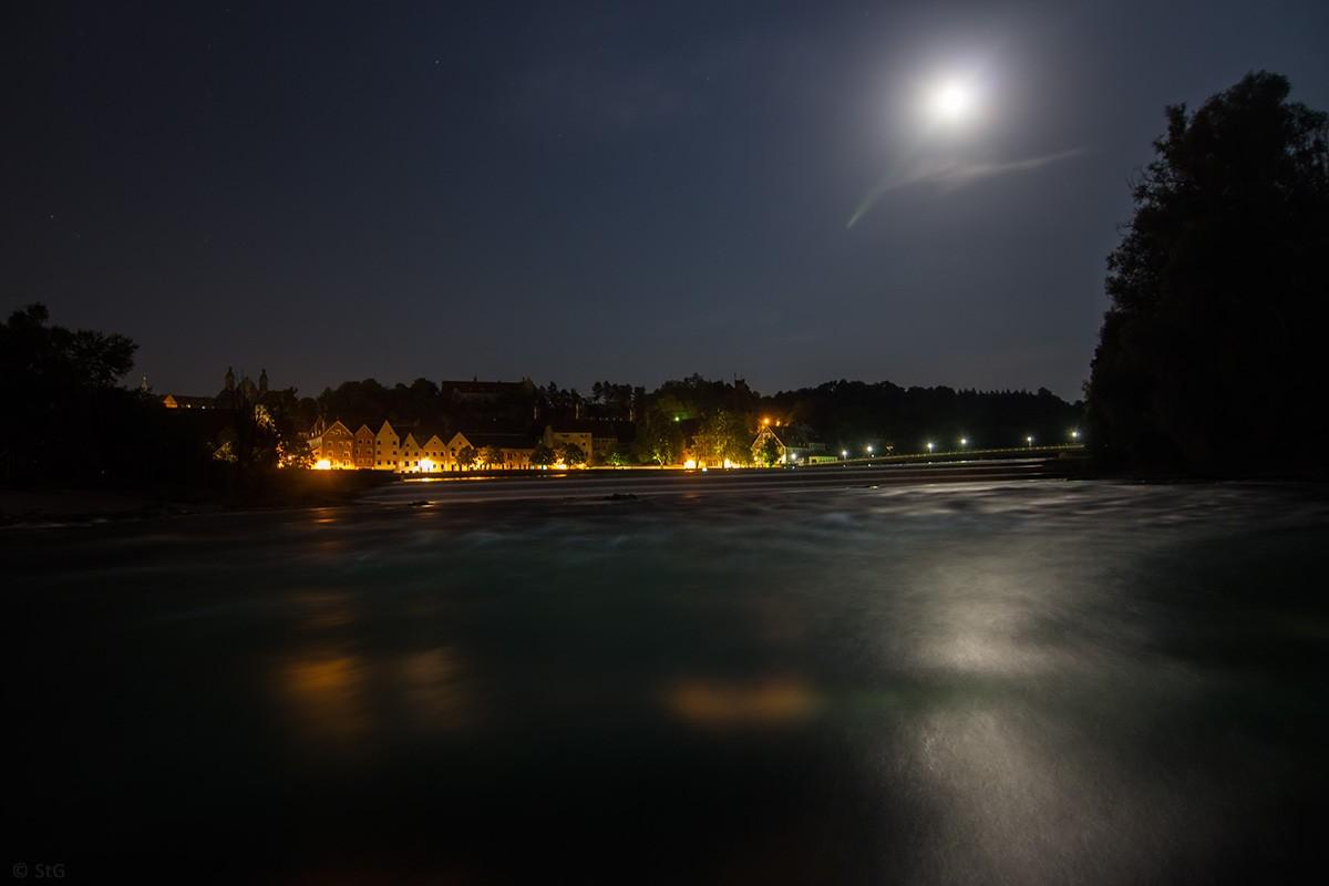 Schlaflos in Landsberg