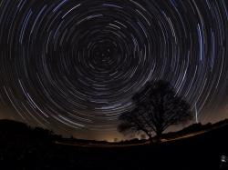 Sternenspuren über Emmenhausen