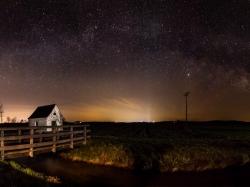 Die erste Milchstraße 2017
