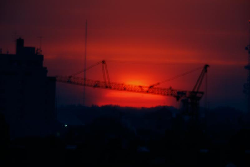 Venustransit 6. Juni 2012 05:16 Uhr