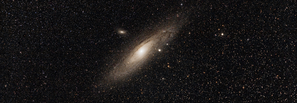 M31 Andromeda-Galaxie
