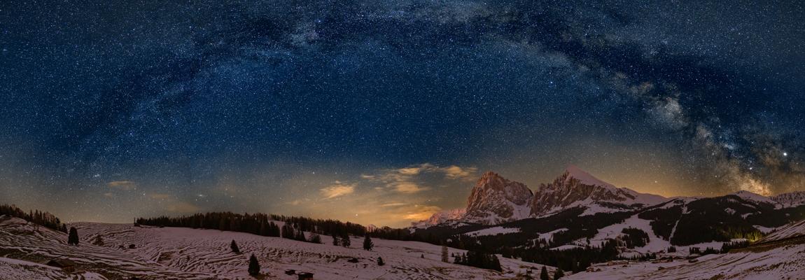 Die Nacht der Milchstraße